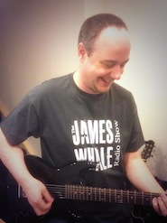 Rob Oldfield - James Whale Radio Show t-shirt