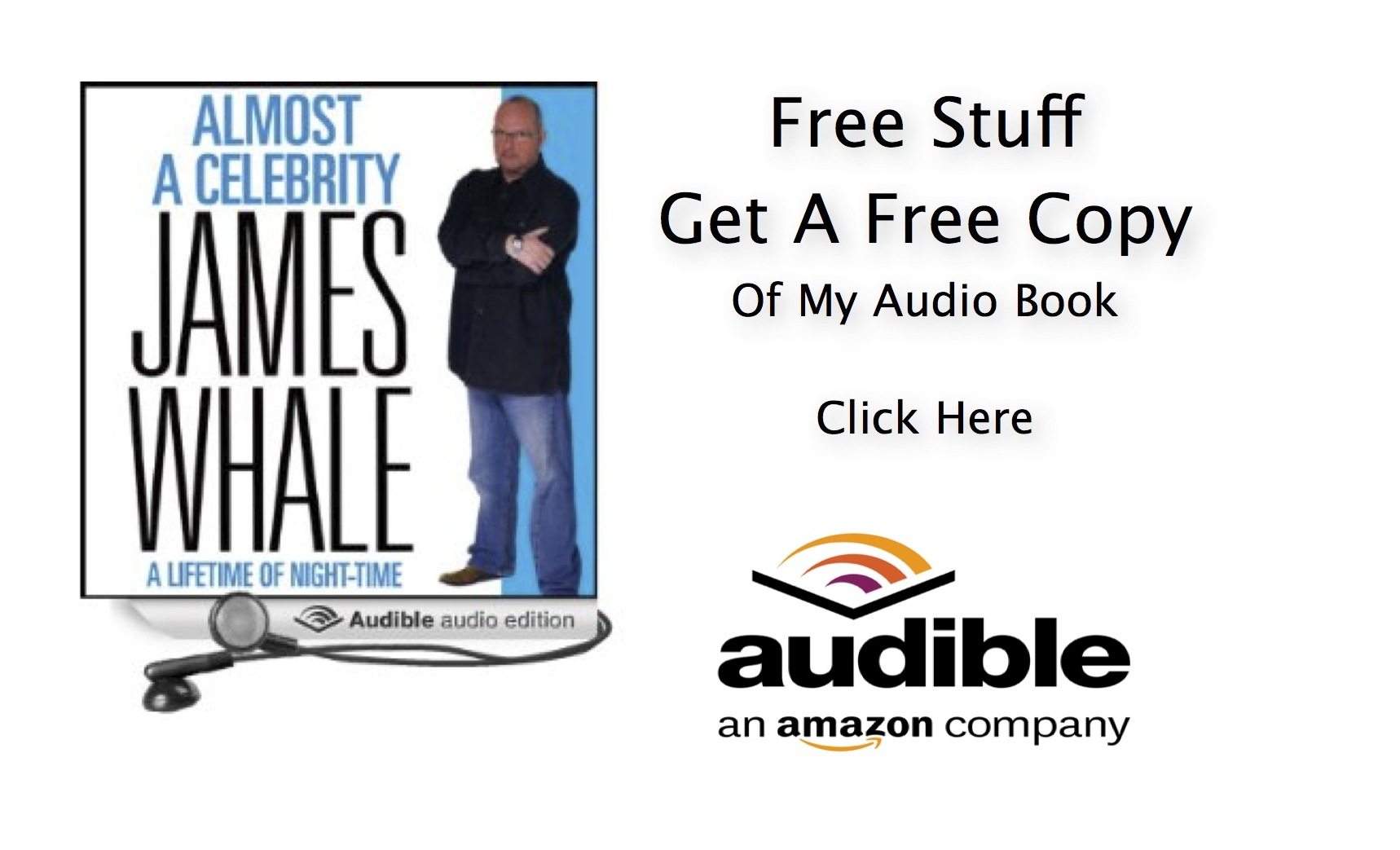 James Whale Audio Book