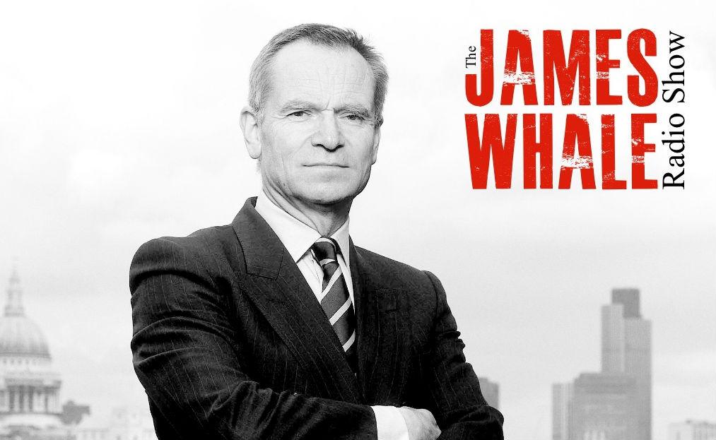Jeffrey Archer - James Whale Radio Show