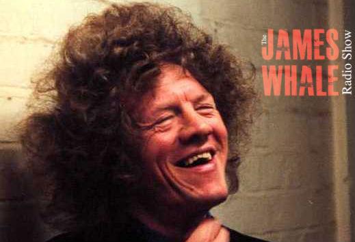Charlie Chuck - James Whale Radio Show