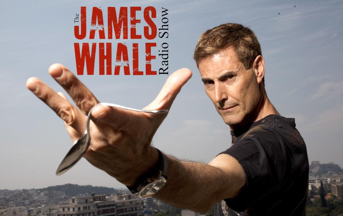 Uri Geller - James Whale