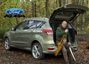 Ford Kuga - James Whale