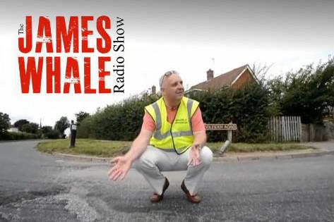 Mr Pothole - James Whale