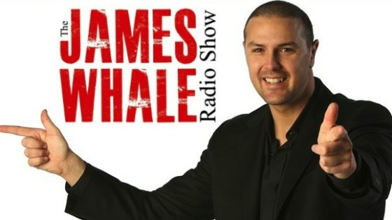 Paddy McGuinness - James Whale