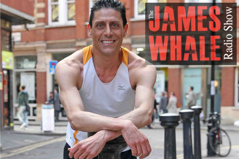 CJ de Mooi - James Whale