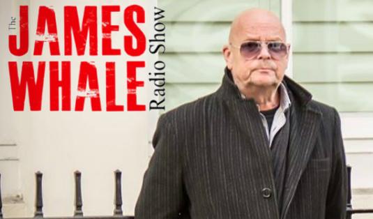 James Whale Radio Show